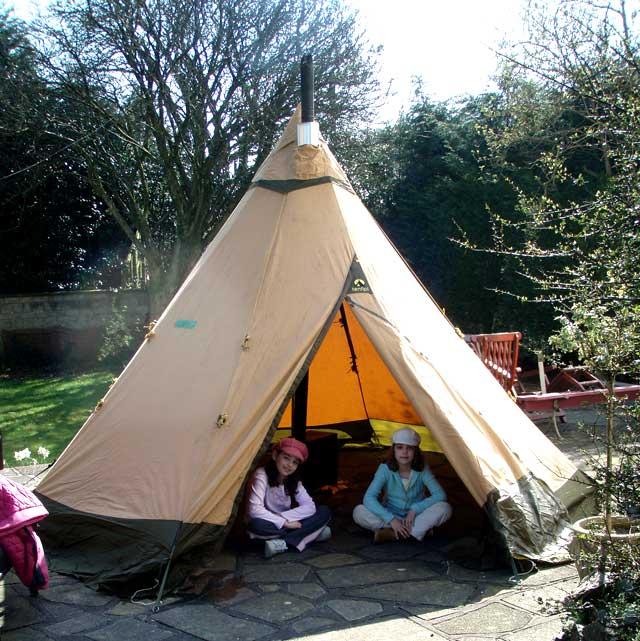 WINTER TENTS WITH STOVES & Winter Tents With Stoves